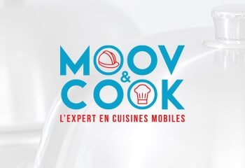 Logo Moov&cook - cuisines mobiles