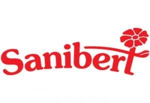 Logo Sanibert - fond blanc