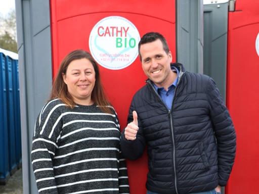 Équipe Cathy Cabine